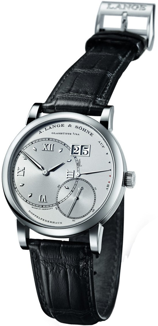 A. Lange & Sohne Grand Lange 1 In Platinum 115.026 imitation
