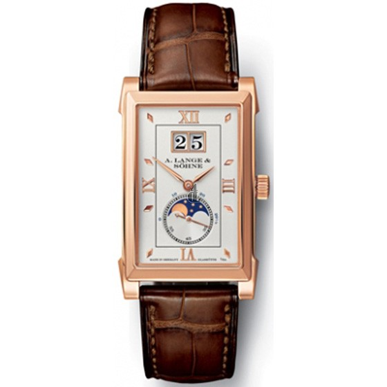 A.Lange & Sohne Cabaret Moonphase Mens Watch Replica 118.032