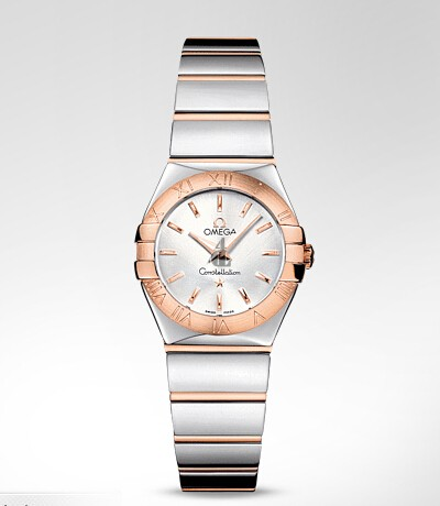 Omega Constellation Ladies  watch replica 123.20.24.60.02.003