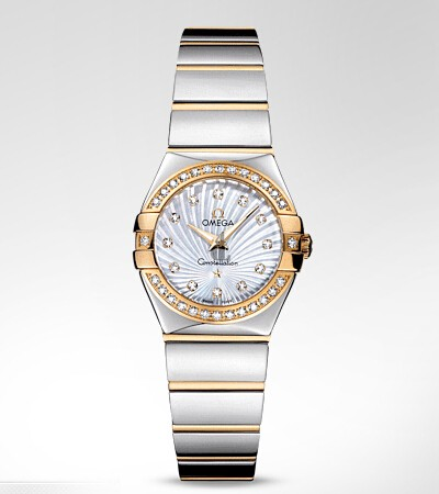 Omega Constellation Polished 24mm  watch replica 123.25.24.60.55.008
