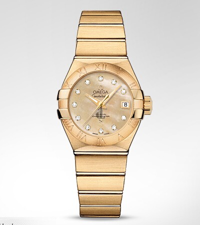 Omega Constellation Automatic  watch replica 123.50.27.20.57.002
