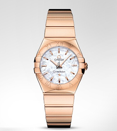 Omega Constellation Polished 27mm  watch replica 123.50.27.60.05.003