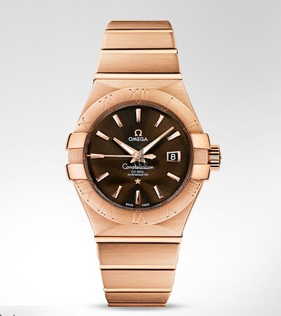 Omega Constellation Co-Axial Automatic  watch replica 123.50.31.20.13.001