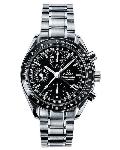 Omega Speedmaster Day Date Mens  watch replica 3520.50.00