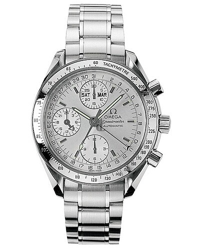 Omega Speedmaster Day Date Mens  watch replica 3523.30.00