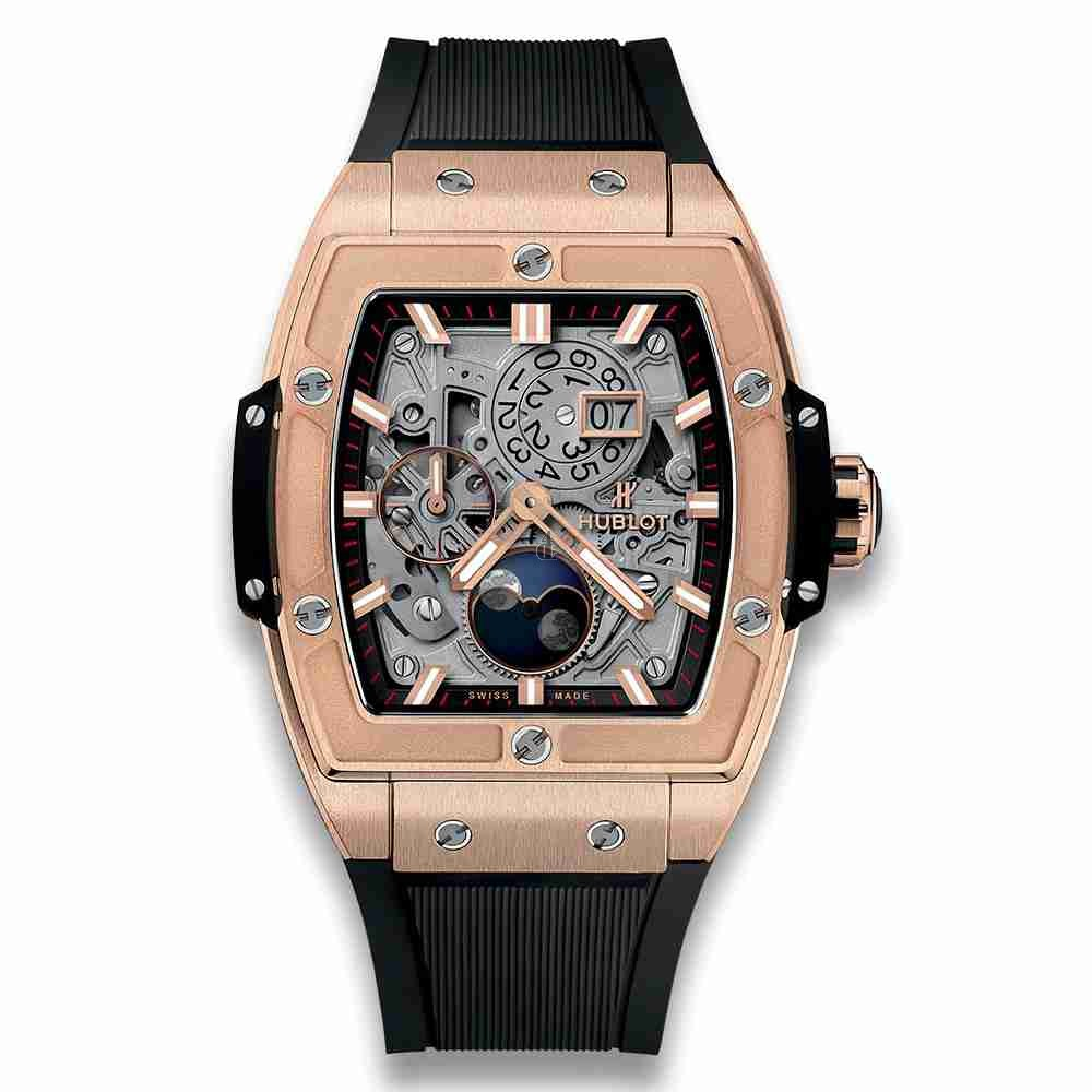 Hublot Spirit Of Big Bang Moonphase King Gold 647.OX.1138.RX