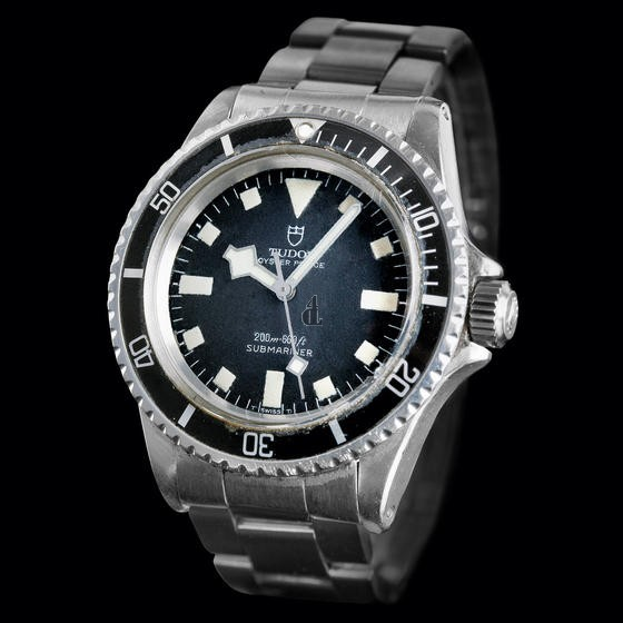 fake Tudor Oyster Prince Submariner 7016 unisex Watch