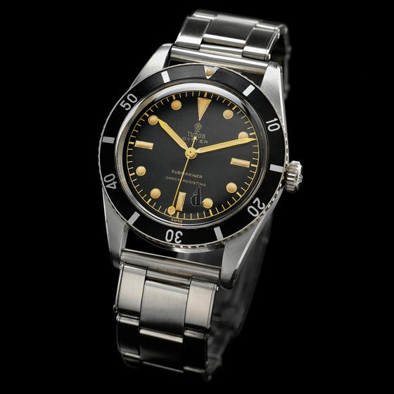 fake Tudor OYSTER SUBMARINER 7923 unisex Watch