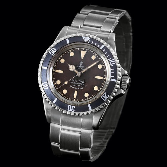fake Tudor OYSTER PRINCE SUBMARINER TROPICAL 7928 unisex Watch