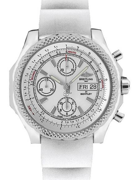 Breitling Bentley GT II Mens Watch A1336512/A736/215S  replica.