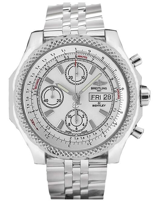 Breitling Bentley GT II Mens Watch A1336512/A736/980A  replica.
