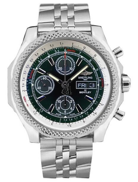 Breitling Bentley GT II Mens Watch A1336512/L520  replica.