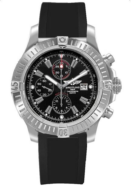 Breitling Aeromarine Super Avenger Mens Watch A1337011/B907 137S  replica.