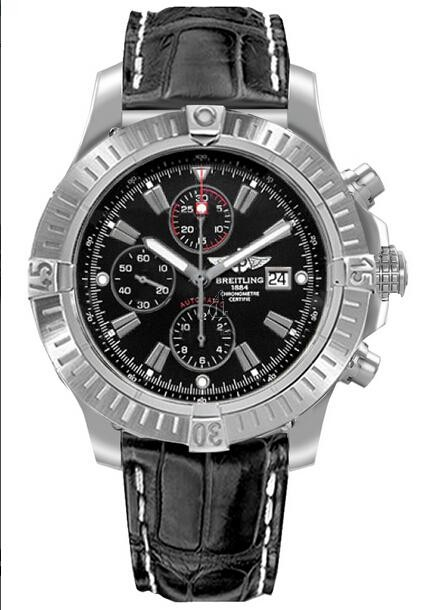 Breitling Super Avenger Mens Watch A1337011/B907 760P  replica.