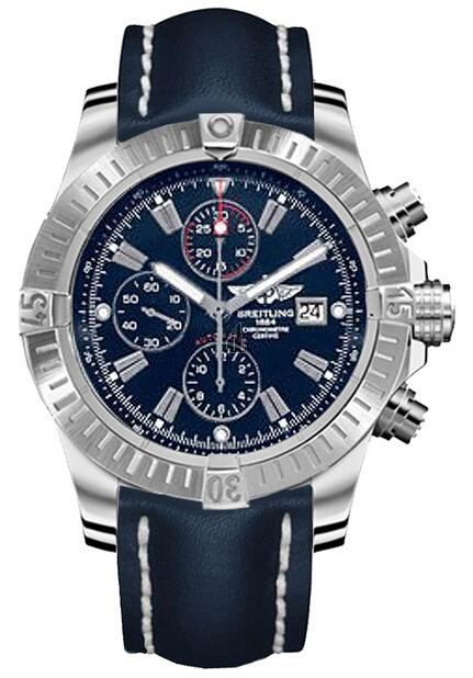 Breitling Super Avenger Watch A1337011/C757 101X  replica.