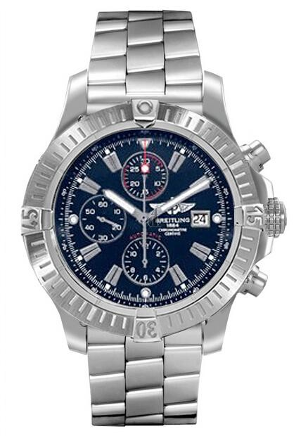 Breitling Super Avenger Mens Watch A1337011/C757 135A  replica.