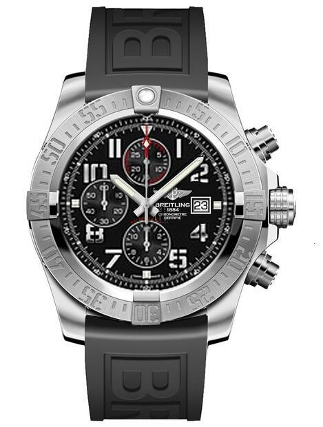 Breitling Super Avenger II Mens Watch A1337111/BC28 154S  replica.