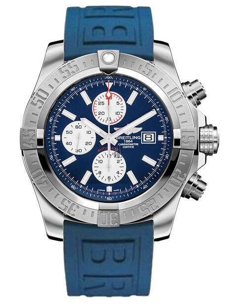 Breitling Super Avenger II Mens Watch A1337111/C871 160S  replica.