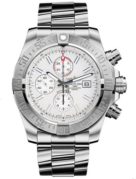 Breitling Super Avenger II Mens Watch A1337111/G779 168A  replica.