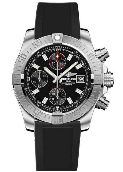 Breitling Avenger II Mens Watch A1338111/BC32 131S  replica.