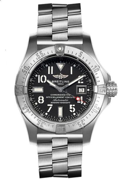 Breitling Avenger Seawolf Mens Watch A1733010/B906 147A  replica.