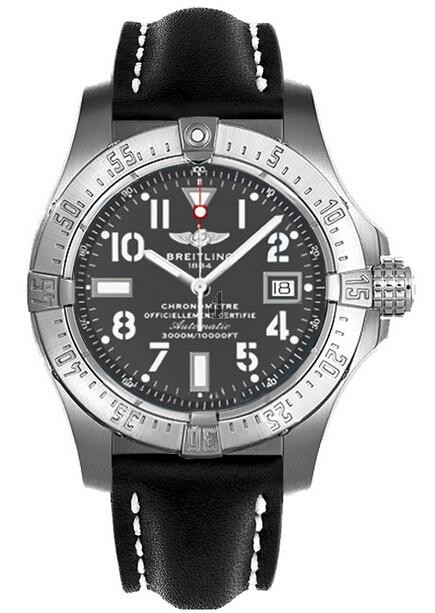 Breitling Avenger Seawolf Mens Watch A1733010/F538 435X  replica.