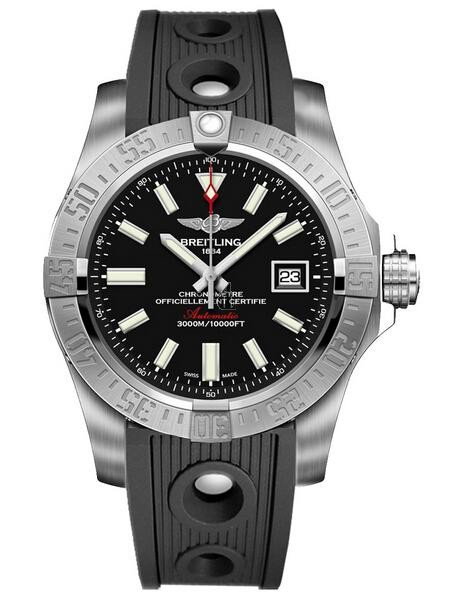 Breitling Avenger II Seawolf Mens Watch A1733110/BC30 200S  replica.