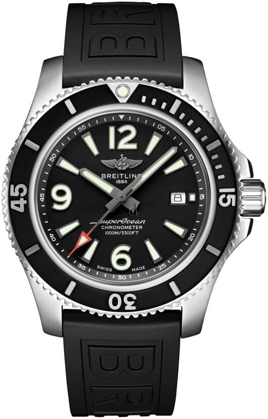 Breitling Superocean 44 Mens Watch A17367D71B1S2 replica