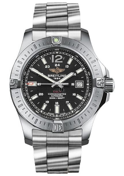 Breitling Colt Automatic Mens Watch A1738811/BD44 173A  replica.