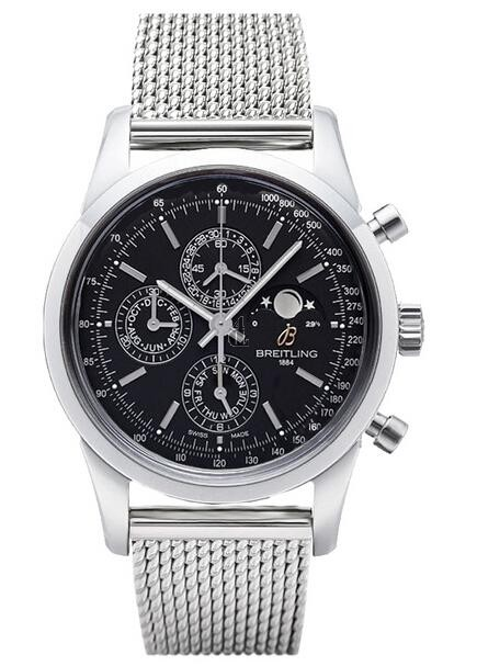 Breitling Transocean Chronograph 1461 Watch A1931012/BB68 154A  replica.
