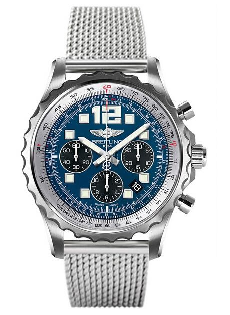 Breitling Chronospace Automatic Watch A2336035/C833-152A  replica.