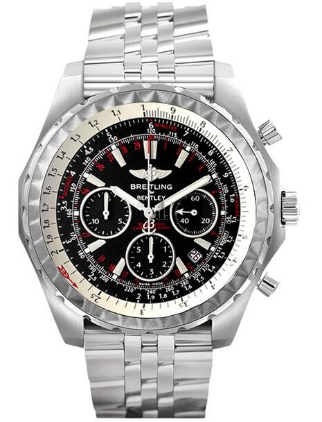 Breitling Bentley Motors T Speed Mens Watch A2536513/B954/991A  replica.