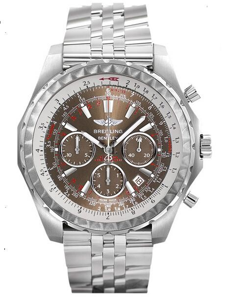Breitling Bentley Motors T Speed Mens Watch A2536513/Q565/991A  replica.