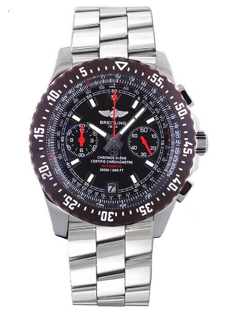Breitling Professional Skyracer Raven Watch A27363A2/B823 140A  replica.