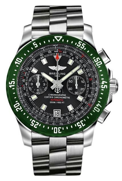 Breitling Professional Skyracer Raven Watch A27363A3/B823 134A  replica.