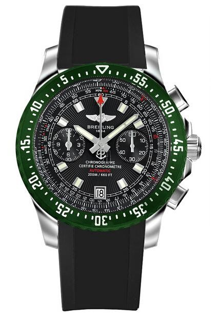 Breitling Professional Skyracer Raven Watch A27363A3/B823 134S  replica.