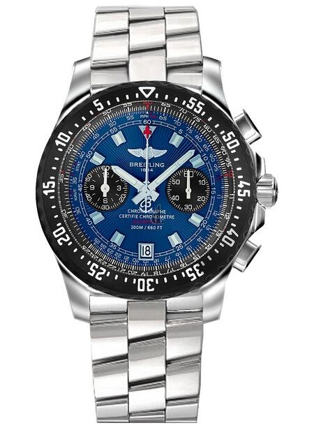 Breitling Professional Skyracer Raven Watch A2736423/C804 140A  replica.