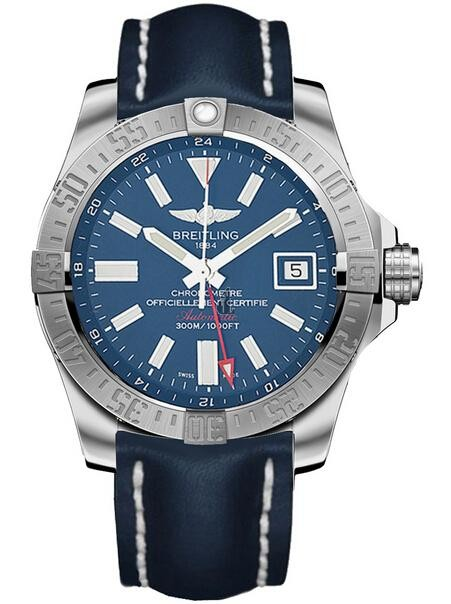 Breitling Avenger II GMT Mens Watch A3239011/C872 105X  replica.