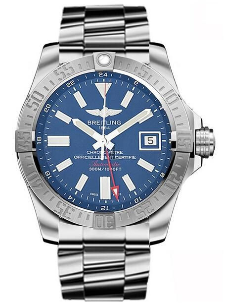 Breitling Avenger II GMT Mens Watch A3239011/C872 170A  replica.