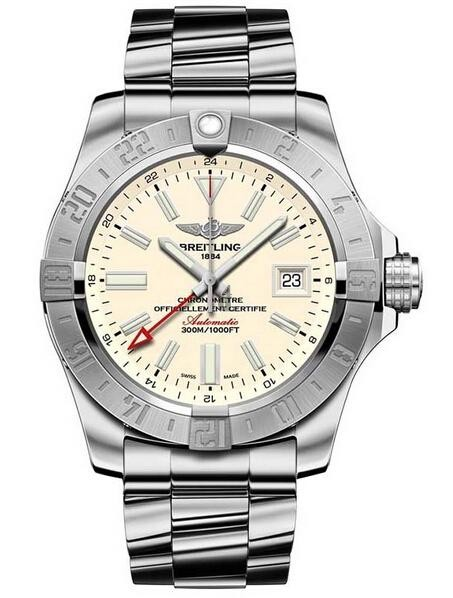 Breitling Avenger II GMT Mens Watch A3239011/G778 170A  replica.