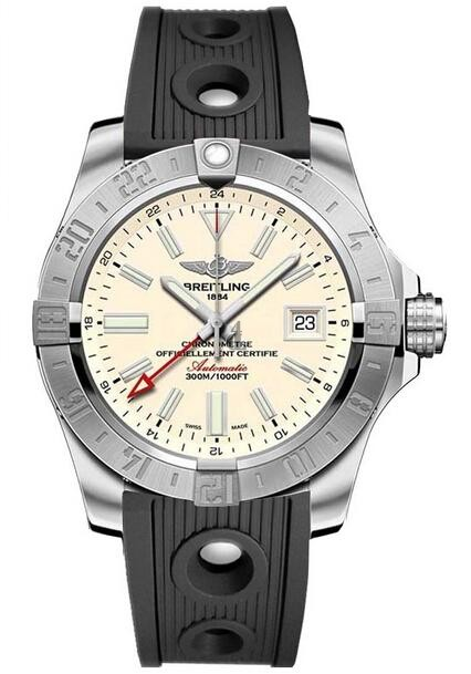 Breitling Avenger II GMT Mens Watch A3239011/G778 200S  replica.