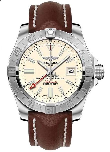 Breitling Avenger II GMT Mens Watch A3239011/G778 438X  replica.