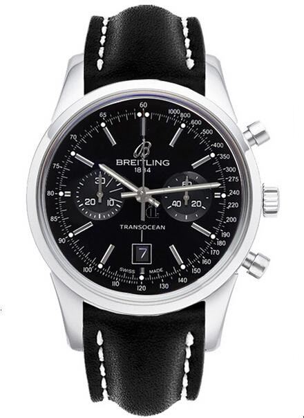 Breitling Transocean Chronograph 38 Watch A4131012/BC06 428X  replica.