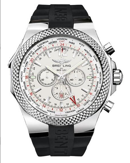 Breitling Bentley GMT Mens Watch A4736212/G657/222S  replica.