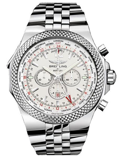 Breitling Bentley GMT Mens Watch A4736212/G657/998A  replica.