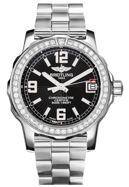 Breitling Colt Lady 33mm Watch A7738753/BB51 158A  replica.