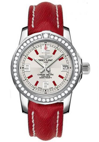Breitling Colt Lady 33mm Watch A7738753/G761  replica.