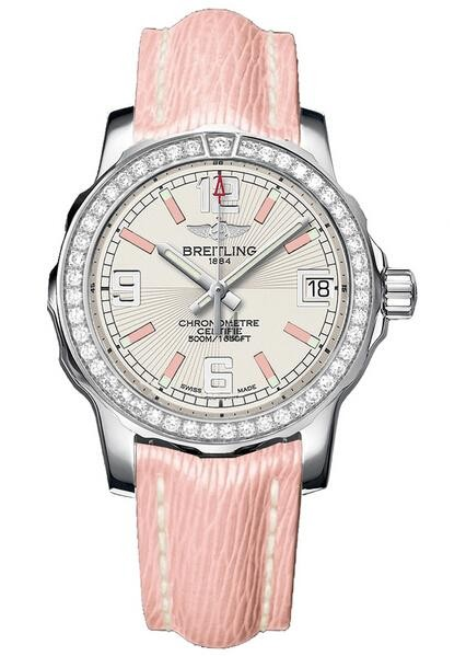 Breitling Colt Lady 33mm Watch A7738753/G765 238X  replica.