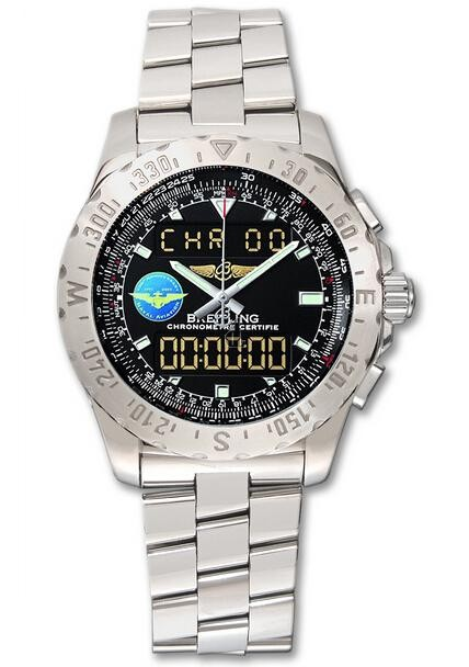 Breitling Professional Airwolf Watch A7836323/BA86-140A  replica.
