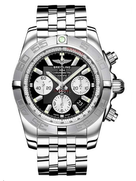 Breitling Chronomat 44 Steel Watch AB011011/B967-375A  replica.